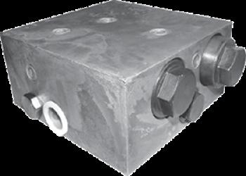 Блок клапанный 1КД99.11.07.040-02