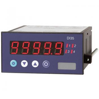 Цифровой индикатор для монтажа в панель DI35 фото 1