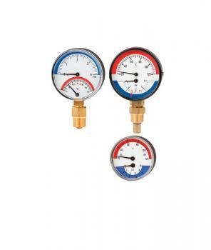 Термоманометр 100.0x и 100.1x фото 1