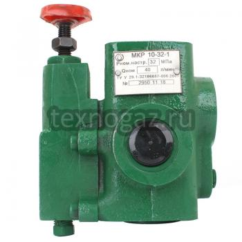 Гидроклапан МКР 10-32-1 - фото