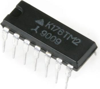 Фото интегральная микросхема