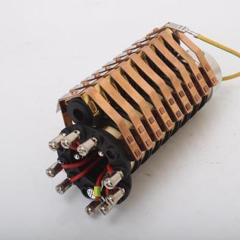 Кольцевой токосъемник без корпуса КТ 0900-КТ25000 фото 1