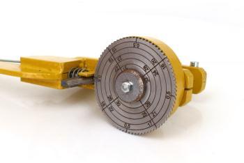 Микрометр для горячего проката МГП фото1