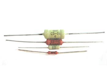 Резисторы С2-14