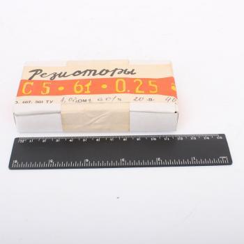 С5-61 резисторы - фото в упаковке