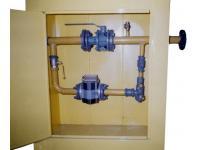 Пункт учёта газа ПУ-40